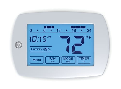 Programmable Thermostat Picture