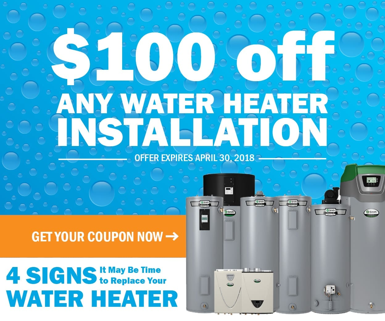 4 Signs It May Be Time To Replace Your Water Heater Home