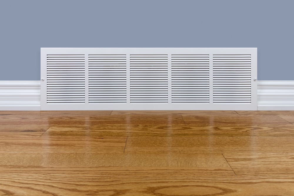 Can You Cover A Return Vent In Your